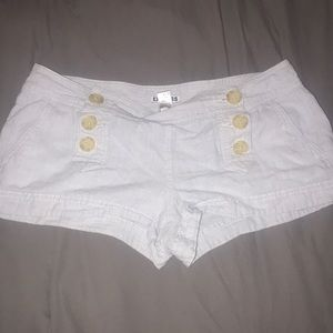 Express Shorts - Light blue express shorts